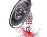 Savage Gear 18 Rotex Spinner 4g matt silv 50725