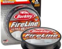 Berkley 18 Fireline U8 Smoke 0,25 18.4kg 300m