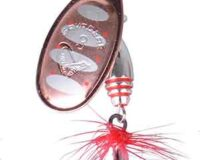 Savage Gear 18 Rotex Spinner 8g Cobber silver