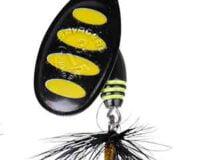 Savage Gear 18 Rotex Spinner 8g Black Bee