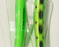 Tasmanian Devil 107200 7g Lime Frog #N133