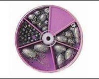 Elbe 20 Egg-søkker ass violett 109576