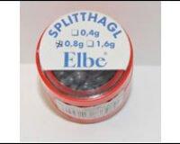 Elbe 20 Splitthagl 0,8gr 109805