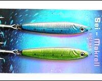 Elbe 20 2-pakning sei/makrell 40g 110383