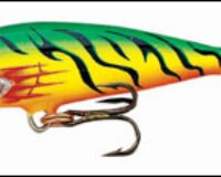 Rapala 20 Original F 7cm FT 100960