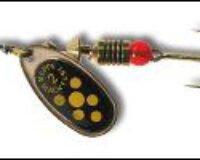 Mepps 20 100116 Black Fury 1 C/Y 3,5 g