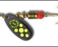 Mepps 18 122541 Black Fury 2 BL/G 4,5 g