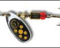 Mepps 18 100121 Black Fury 3 S/Y 6,5 g