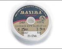 Sølvkroken 18 1225 Maxima 25m 0,25mm BR 3,5kg
