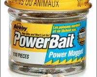 Berkley 20 PowerBait Powermaggot hvite 1079177