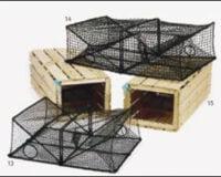Marinor Krabbeteine sammenleggbar 60x45cm