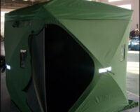 Ekstra tak for Icedream 143 teltet for sommerbruk