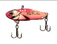 Strike Pro 17 Cyber Vibe 4,5cm 9gram kobb-rød