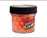 Berkley 20 Gulp Fluo Orange Lakserogn 1102716