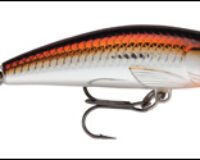 Rapala 14 Ultra Light Minnow 6cm SBR 595125