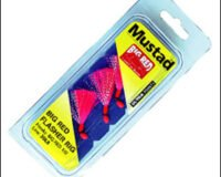 Mustad 13 Red Flasher 6/0 310221