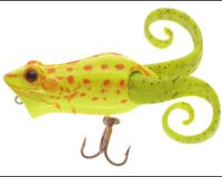 Berkley 21 Pop Frog 6cm Charteuse 1108843