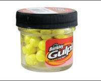 Berkley 21 Gulp Salm Eggs Yellow Lakserogn 1102718