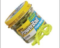 Berkley 21 Powerbait H.worms Yellow 1089418