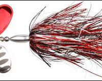 Savage Gear 16 DP Spinner 40g Red 43648