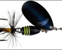 Savage Gear 18 Rotex Spinner 5,5g Blk Purpl 44866