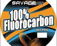 Savage Gear 16 Fluoro Carbon 0,60mm 18,2kg 20m