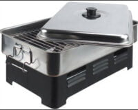 Ron Thompson 20 Smoke Oven Deluxe Large