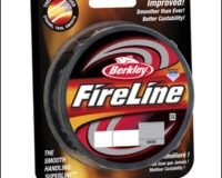 Berkley 17 Fireline Smoke 0,50mm 49,9kg 1308623