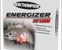 Ron Thompson 16 Energizer Fly Line Sink. 15555