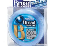 Owner Broad Blue Eye 300m 0,24mm 5kg 3603.324