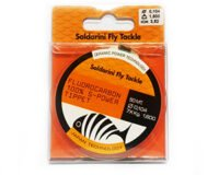 Soldarini 17 Fly Tackle 50m 0,125mm 6x 2,3kg fluor